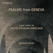 Masaaki Suzuki: Sweelinck - Psalms from Geneva - CD