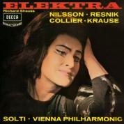 Wiener Philharmoniker, Sir Georg Solti: Strauss: Elektra - Plak