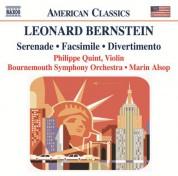 Bernstein: Serenade / Facsimile / Divertimento - CD