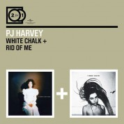 PJ Harvey: White Chalk/Rid Of Me - CD