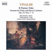 Vivaldi: Pastor Fido (Il), Op. 13, Nos. 1-6 - CD
