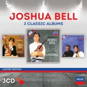 Joshua Bell, Academy of St. Martin in the Fields, Sir Neville Marriner, Samuel Sanders, The Cleveland Orchestra, Vladimir Ashkenazy: Joshua Bell - 3 Classic Albums - CD