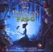 Çeşitli Sanatçılar: OST - The Princess And The Frog - CD