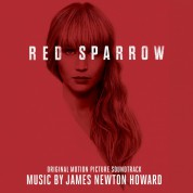 James Newton Howard: Red Sparrow (Soundtrack) - Plak