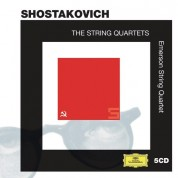 Emerson String Quartet: Shostakovich: The String Quartets / Emerson String - CD