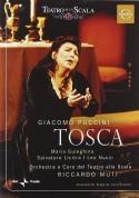Milan La Scala Orchestra, Riccardo Muti: Puccini: Tosca - DVD