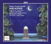 Boston Early Music Festival Orchestra, Paul O'Dette, Stephen Stubbs: Conradi: Ariadne - CD