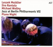 Leszek Mozdzer, Iiro Rantala, Michael Wollny: Jazz at Berlin Philharmonic VII: Piano Night - CD
