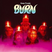Deep Purple: Burn (Limited Edition - Purple Vinyl) - Plak