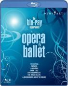 Opera & Ballet - The Blu-ray Experience - BluRay