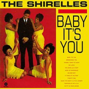 The Shirelles: Baby It's You - Plak