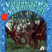Creedence Clearwater Revival: s/t (200g-edition) - Plak