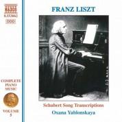 Liszt: Schubert Song Transcriptions, Vol. 1 - CD