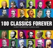 Çeşitli Sanatçılar: 100 Classics Forever - CD