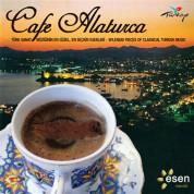 Çeşitli Sanatçılar: Cafe Alaturca - CD