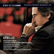 Chicago Symphony Orchestra, Riccardo Muti: Verdi: Otello - CD