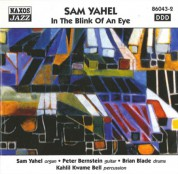 Yahel, Sam: In the Blink of an Eye - CD