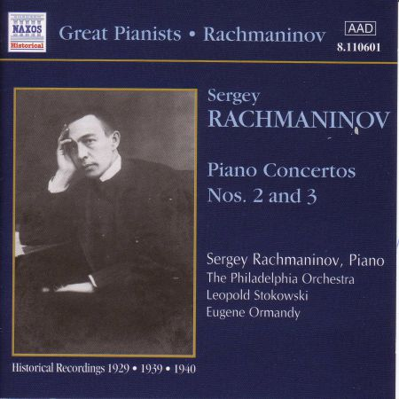 Rachmaninov: Piano Concertos Nos. 2 and 3 (Rachmaninov) (1929, 1940) - CD