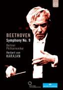 Agnes Baltsa, René Kollo, Anna Tomowa-Sintow, Jose Van Dam, Berlin Opera Chorus, Berliner Philharmoniker, Herbert von Karajan: Beethoven: Symphony No.9 - DVD