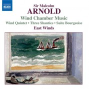 Arnold, M.: Chamber Music for Winds - CD