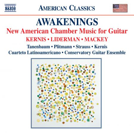 David Tanenbaum: Awakenings: New American Chamber Music for Guitar - CD