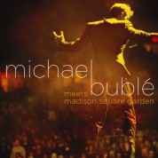 Michael Bublé: Meets Madison Square Garden - CD
