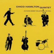 Chico Hamilton: Quintet (Feat Buddy Collette & Jim Hall) - Plak