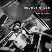 Rodney Green: Live at Smalls - CD