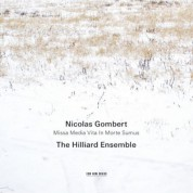 The Hilliard Ensemble: Nicolas Gombert: Missa Media Vita In Morte Sumus - CD