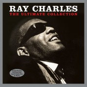 Ray Charles: The Ultimate Collection (Clear Vinyl) - Plak