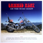 Canned Heat: On The Road Again - Plak
