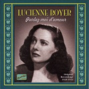 Boyer, Lucienne: Parlez-Moi D'Amour (1926-1933) - CD