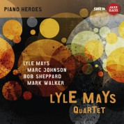 Lyle Mays Quartet: The Ludwigsburg Concert - CD