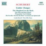 Lynda Russell: Schubert: Lieder - CD