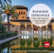 Çeşitli Sanatçılar: Rapsodie Espagnol - CD