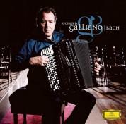 Richard Galliano - BACH ...on accordion - CD