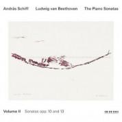 András Schiff: Ludwig van Beethoven: The Piano Sonatas, Volume II - CD