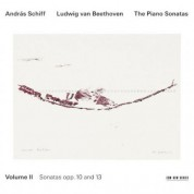András Schiff: Ludwig van Beethoven: The Piano Sonatas, Volume II - CD