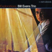Bill Evans: Explorations - Plak