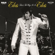 Elvis Presley: That's The Way It Is - Plak