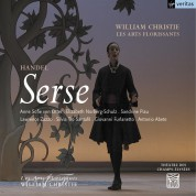 Anne Sofie von Otter, Sandrine Piau, Giovanni Furlanetto, Antonio Abete, Les Arts Florissants, William Christie: Händel: Serse - CD
