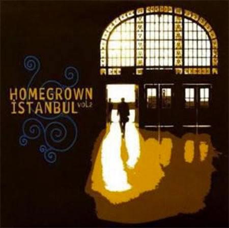Çeşitli Sanatçılar: Homegrown İstanbul Vol. 2 - CD
