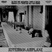Jefferson Airplane: Bless It's Pointed Little Head - Plak