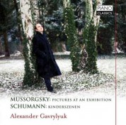 Alexander Gavrylyuk: Mussorgsky: Pictures at an Exhibition - Schumann: Kinderszenen - CD