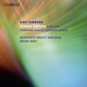 Residentie Orkest Den Haag, Neeme Järvi: Eino Tamberg: Orchestral Works - CD