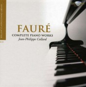 Jean-Philippe Collard: Fauré: Complete Piano Works - CD