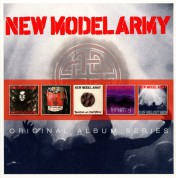 New Model Army: Original Album Series - CD