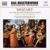 Mozart: Salzburg Festival Symphonies (Symphonies Nos. 20, 34 and 35) - CD