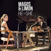 Magos Herrera, Javier Limon: He For She - CD