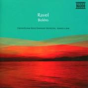 Kenneth Jean: Ravel: Bolero / Rhapsodie Espagnole / Daphnis Et Chloe / La Valse - CD